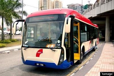 Azjatyckie autobusy