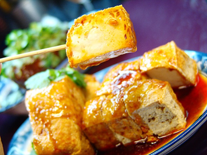 Stinky-Tofu