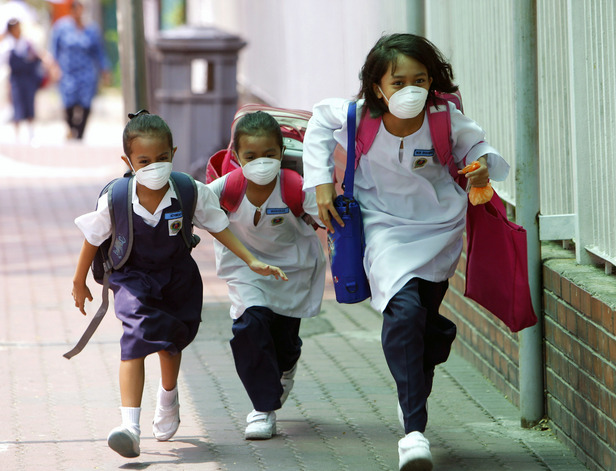 Malaysia Swine Flu