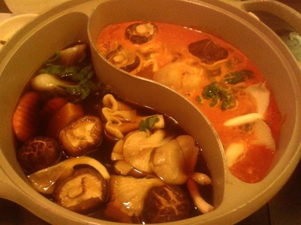 Nasza zupa - mnóstwo grzybów!