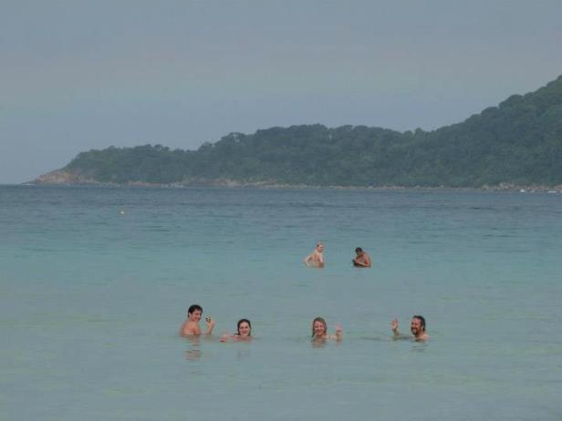 Wyspa Perhentian, wypadzik na weekend