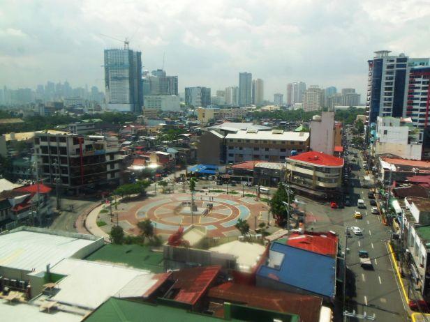 Widok na Makati