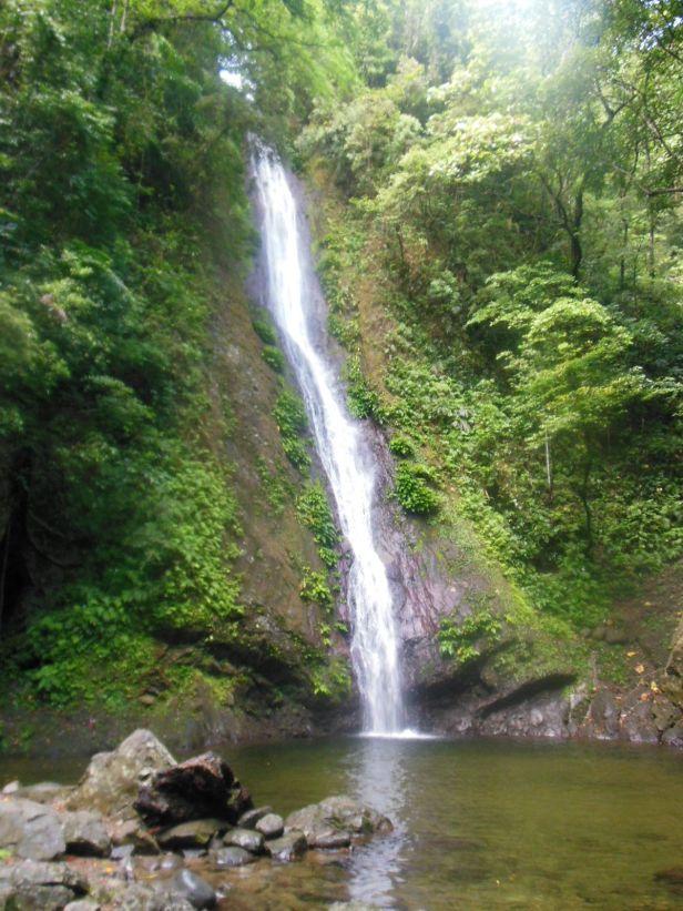 Wodospad niedaleko Pagudpud