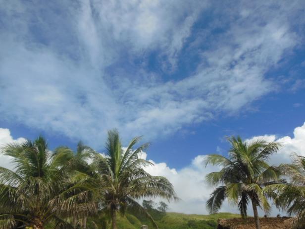 Takie niebo, to tylko w Blue Lagoon!