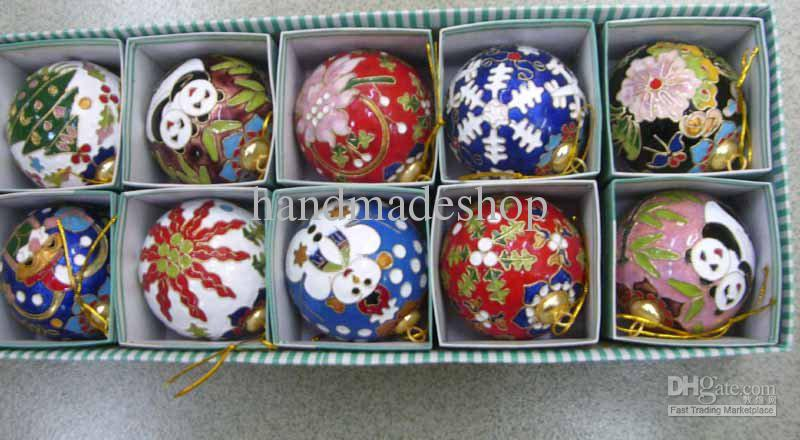 lot-10-chinese-cloisonne-christmas-tree-ornaments