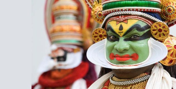 Jeśli pojadę do Kerali, możecie liczyć na obszerny wpis o tradycyjnym teatrze!