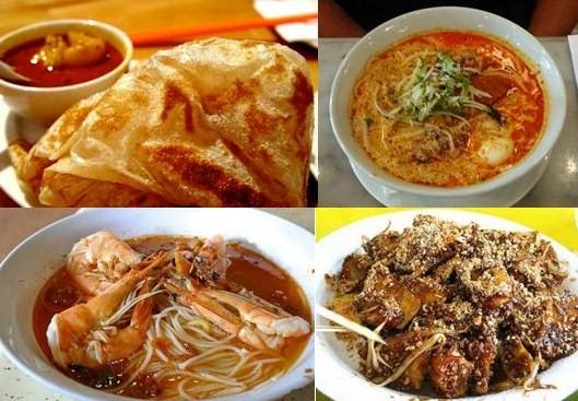 Te dania zapewne w Singapurze nie smakowałyby już tak dobrze...
