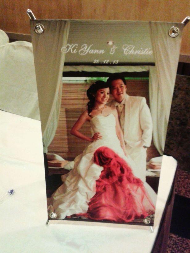 Zaproszenie na Chiński ślub