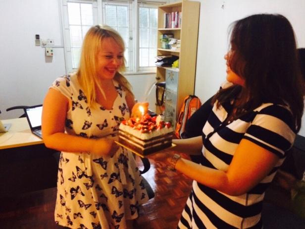 Urodziny w firmie, 2015