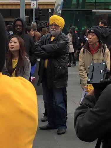 Protest w Melbourne. Najlepsza stylówka w całym tłumie – tłumaczyła znajoma.