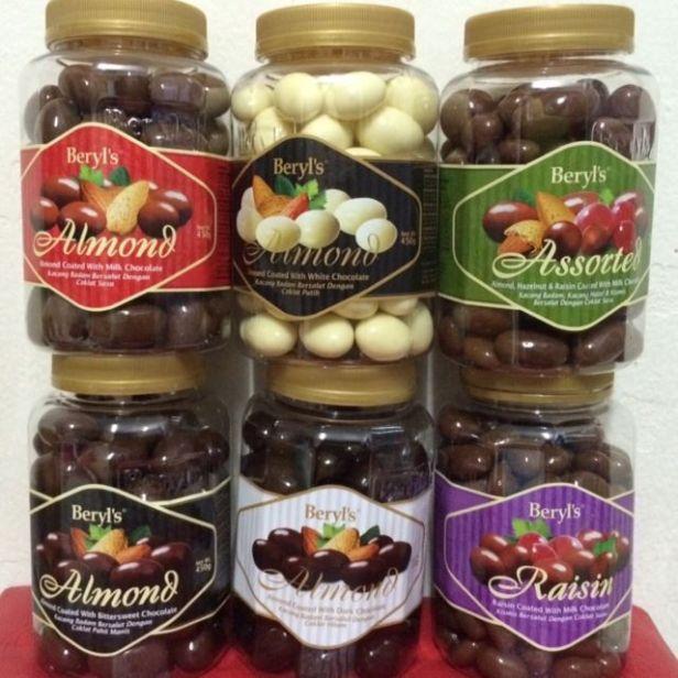 czekolada Beryl's z Malezji
