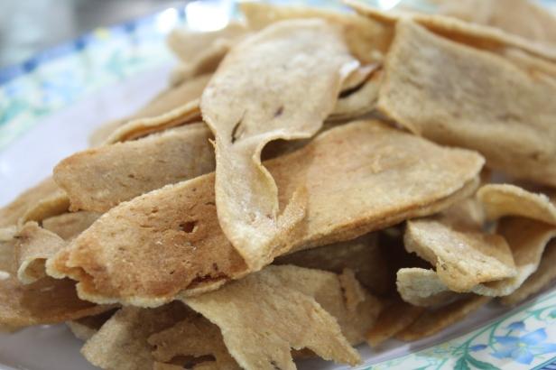 keropok chipsy rybne z Malezji