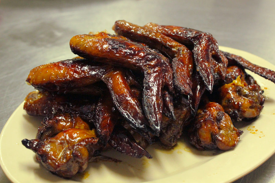 barbeque chicken wings malaysia