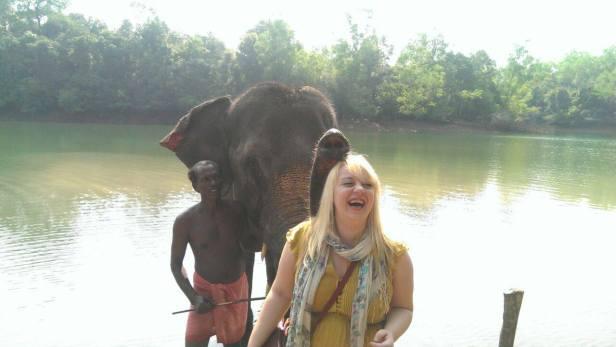 Wizyta w ośrodku dla słoni!
