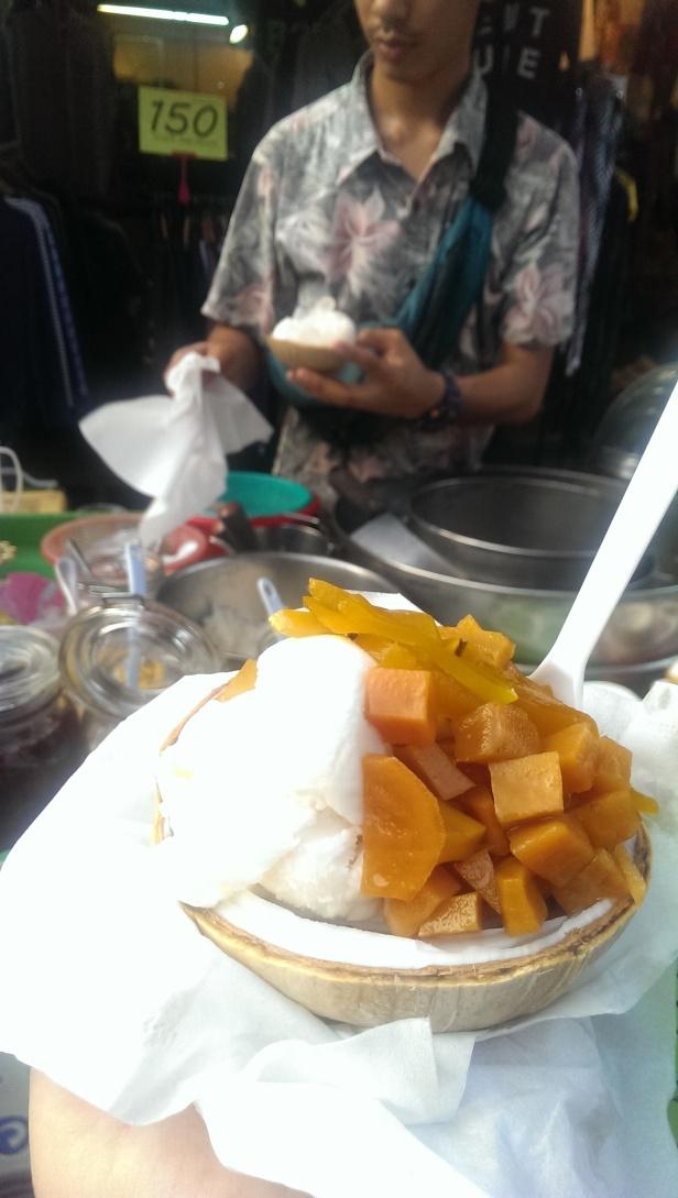 Owe lody kokosowe