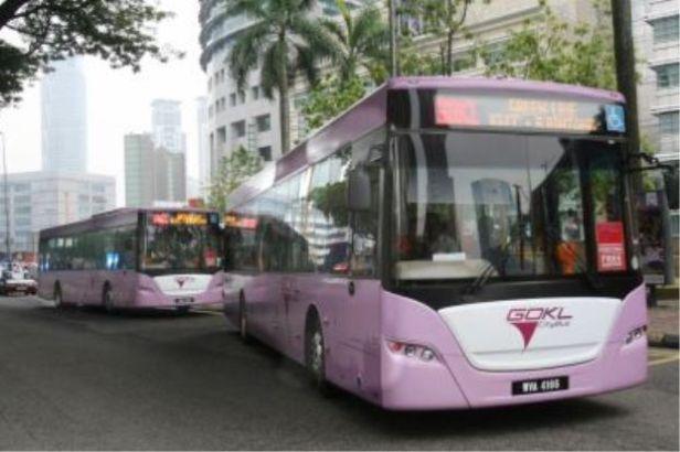 Tak właśnie wyglądają autobusy GOKL
