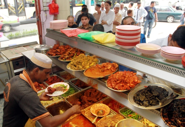 Street Food Awards May 2015 Category: Nasi Kandar