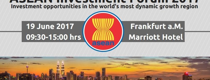 ASEAN Investment Forum 2017